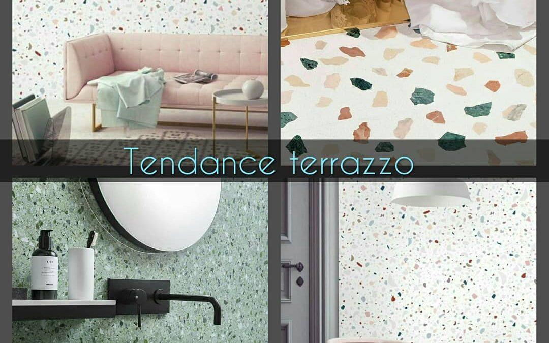 Tendance matériaux : le terrazzo
