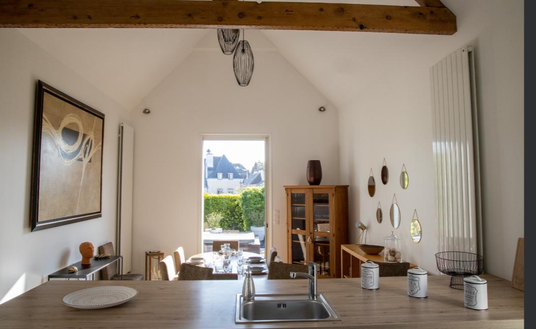 appartement Vannes Morbihan décoratrice