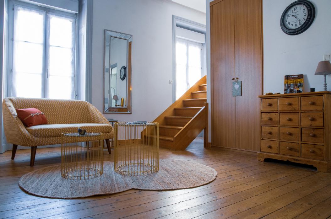 décoration appartement Vannes Morbihan